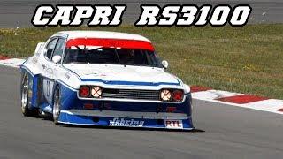 Download Ford Capri RS3100 Cosworth V6 - Nürburgring 2017 Video