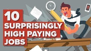 Download 10 Surprisingly High Paying Jobs Video