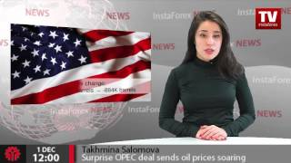 Download Surprise OPEC deal sends oil prices soaring Video