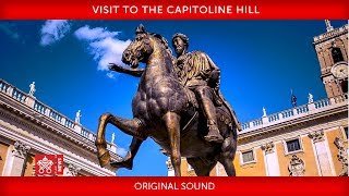 Download Pope Francis – Capitoline Hill – Visit 2019-03-26 Video