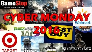 Download Cyber Monday 2016: Amazon, Newegg, Best Buy, Walmart, and Target Video