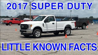 Download 2017 Super Duty | 14 Little Known Facts! Video