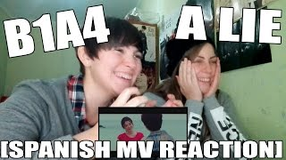 Download 사거리 (SAGORI) | [SPANISH MV REACTION] B1A4 - 거짓말이야 (A Lie) Video