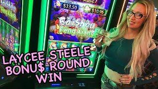 Download Laycee Steele BONU$ WIN$ 🌸Baishou Feng Xiang Slots   Slot Ladies Video