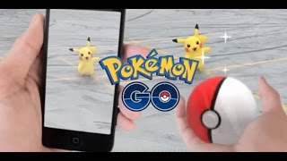 Download Pokemon Go played on Augmented Reality Glasses Video