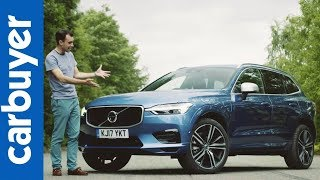 Download 2018 Volvo XC60 review – the thinking man's premium SUV – James Batchelor - Carbuyer Video