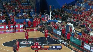 Download Perth Wildcats vs. Brisbane Bullets - Game Highlights Video