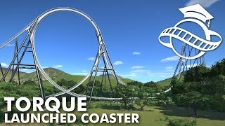 Download Planet Coaster College - Launched Coaster Torque Tutorial Video