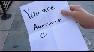 Download Making People Smile (Good Deed) Video