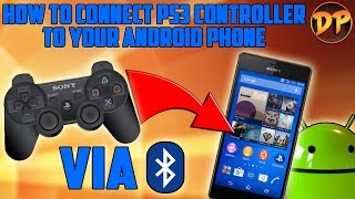 Download How To Connect A PS3 Controller To Android (via Bluetooth) Video