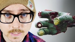 Download Zombie Hand Cellphone Holder! - LÜT Video