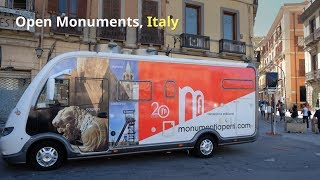 Download Open Monuments, ITALY Video