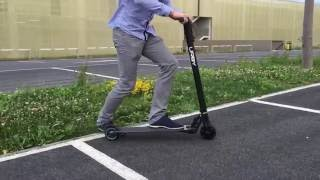 Download Urby Carbon Scooter | 6,8kgs, 25km/h electric scooter only 499€! Video