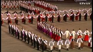 """Download Dziesmu un deju svētki 2013 - Deju lieluzvedums """"Tēvu laipas″ Video"""