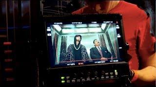 "Download Behind the Scenes - Eminem Jimmy Kimmel Live ""Venom"" Performance – Presented by Google Pixel 3 Video"