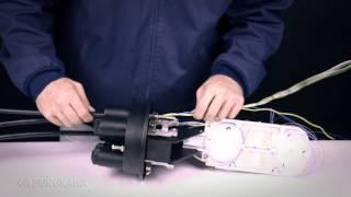 Download Conjunto de Empalme Óptico | Preparación y instalación Video