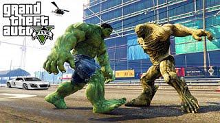 Download GTA 5 Mods - HULK VS ABOMINATION! (GTA 5 Mod Gameplay) Video