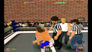 Download Wrestling MPire Gameplay and Commentary Video