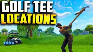 Download All Golf Hole Locations in Fortnite ″Hit a Golf Ball from Tee to Green on different holes″ Video