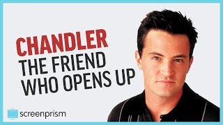 Download Chandler Bing, the Friend Who Opens Up Video
