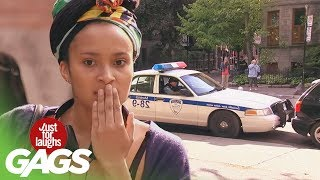 Download Stupid Cops Pranks - Best of Just For Laughs Gags Video