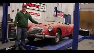 Download 1960 MG MGA 1600 Roadster Will It Run? Video