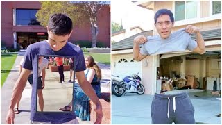 Download BEST Zach King Amazing Magic Compilation 2018 - Best Magic Trick Ever - Best Magic Show In The World Video