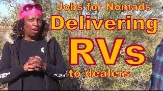 Download Jobs for Nomads: Delivering RVs Video