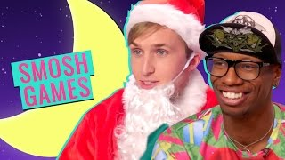 Download NETFLIX AND CHILL: CHRISTMAS EDITION W/ SMOSH GAMES Video