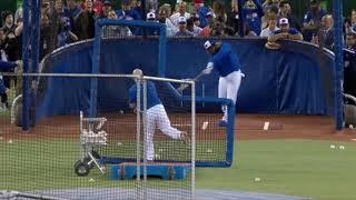 Download Vlad Guerrero Jr. Batting Practice Routine Video