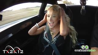 Download People reaction in a racing car - Best Compilation Video