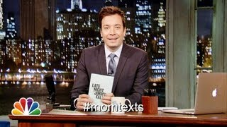 Download Hashtags: #MomTexts (Late Night with Jimmy Fallon) (Late Night with Jimmy Fallon) Video