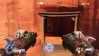 Download Overwatch PS4 Competitive Gameplay | Reaper 47 Eliminations Video