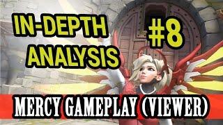 Download Overwatch - In-Depth (VIEWER) PTR MERCY Gameplay Analysis Episode 8: Tempo Rezzes/Positioning Video