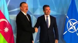 Download İlham Əliyevin Brüssel zarafatı ))) Video