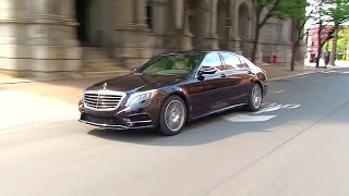 Download 2014 Mercedes-Benz S-Class - TestDriveNow Review by Auto Critic Steve Hammes Video