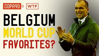 Download Are Belgium the Team to Beat at World Cup 2018? | Walk Talk Football with Roberto Martinez Video