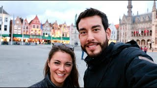 Download HOW TO SPEND 1 DAY IN BRUGES | BELGIUM Video