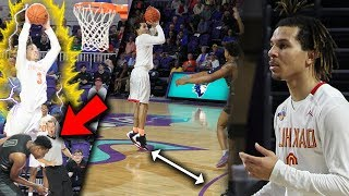 Download #1 PG COLE ANTHONY MAKES IT RAIN! NEXT D-ROSE!? OAK HILL #1 TEAM IN COUNTRY Video