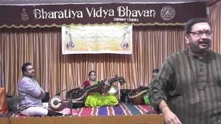 Download #Veena Mahotsavam 2019 l Revathi & Dr. Shobhana l Veena Concert l BVB l September, Day 04 Video