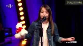 Download Sophie Azra Yılmaz - Good Morning Baltimore O Ses Çocuklar 2016 Video