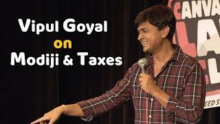 Download Vipul Goyal on Modiji and Taxes Video