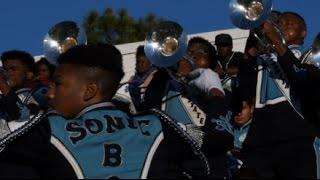 Download Jackson State vs Alcorn State University - Section Fanfares - Soul Bowl 2016 Video