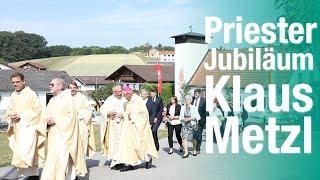 Download Generalvikar Klaus Metzl feiert sein 25-jähriges Priesterjubiläum Video