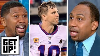 Download Jalen, Stephen A. dissect the Giants' future after Eli Manning's poor game vs. Eagles   Get Up! Video