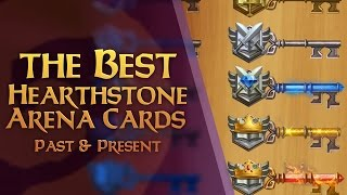 Download Hearthstone: Best Arena Cards - Past and Present Video