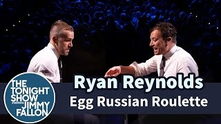 Download Egg Russian Roulette with Ryan Reynolds Video