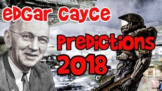 Download TOP5 predictions of Edgar Cayce for Next 2018 Year & Beyond Video