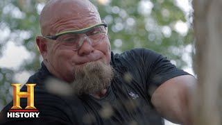 Download Tree Chop Challenge: The Strongest Man in History (Season 1) | History Video