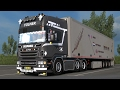 Download ETS 2 v1.26 SCANIA TOLNER R560 Video
